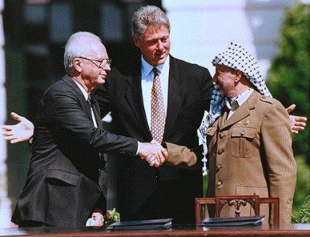 Oslo - aftalen
