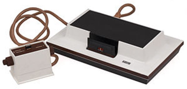 First Games console