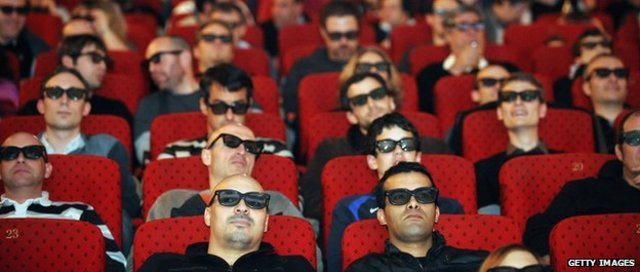 First 3D film released