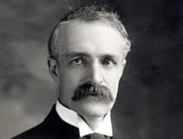 Gifford Pinchot in office