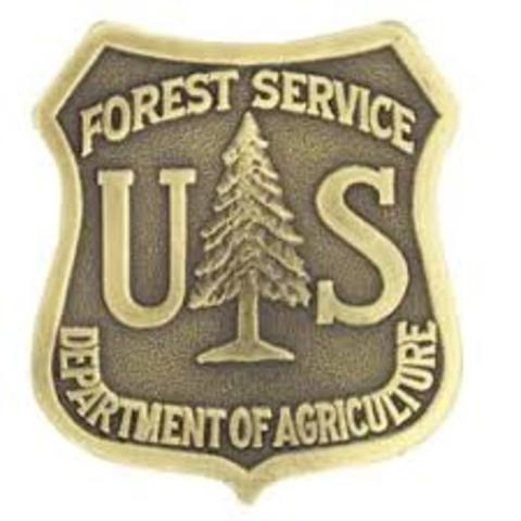 U.S. Forest Service founded