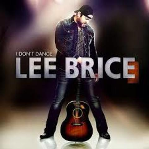 Lee Brice, 'I Don't Dance