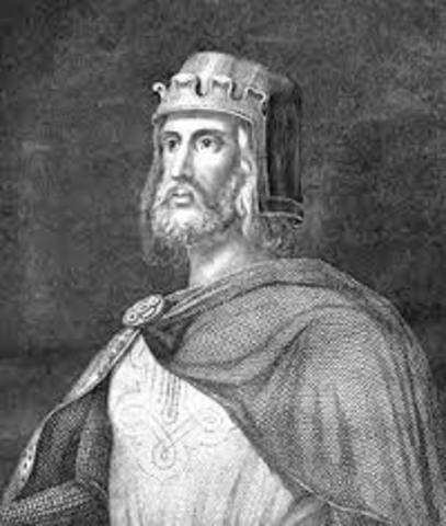 Henry the Fowler, Duke of Saxony elected German King