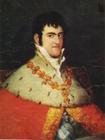 Fernando VII promulga la Pragmática Sanción de 1789