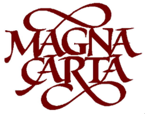 The Magna Carta is sealed by John of England
