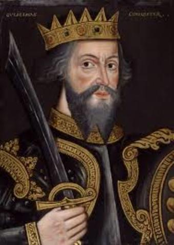 William the Conqueror, Duke of Normandy, invades England and becomes King after the Battle of Hastings.