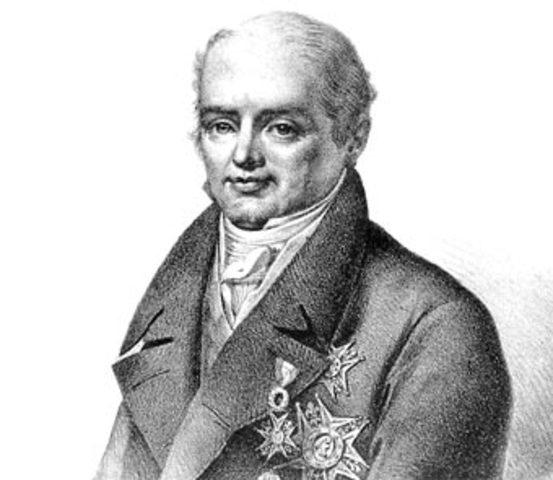 Fernando VII destituye a los ministros ultra-absolutistas y nombra como Secretario de Estado a Francisco Cea Bermúdez