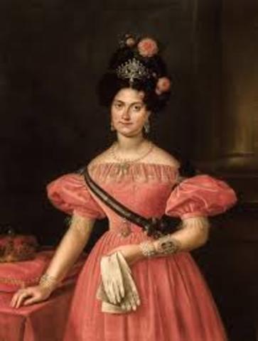 Muere Fernando VII y María Cristina de Borbón asume la regencia