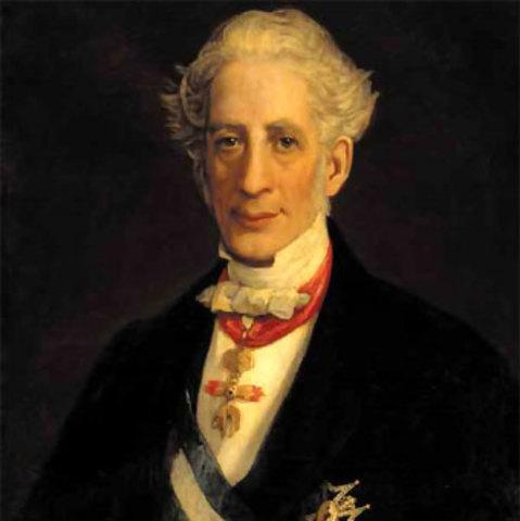 Cea Bermúdez es sustituido en el puesto de Secretario de Estado por Francisco Martínez de la Rosa