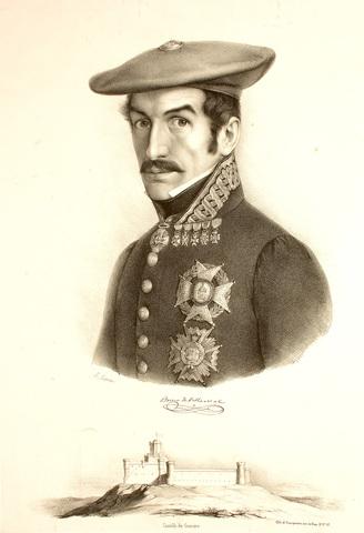 El ejército carlista inicia el segundo sitio de Bilbao, controlado por el general Bruno Villarreal