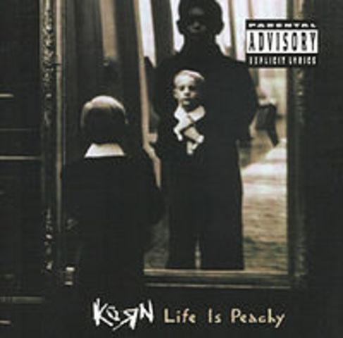 Life Is Peachy - второй альбом группы