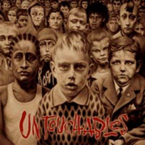 Untouchables - пятый студийный альбом группы