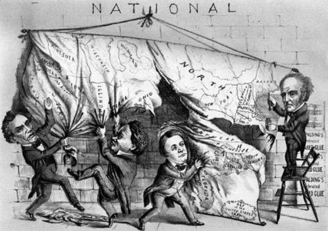 Politics in the 1860's