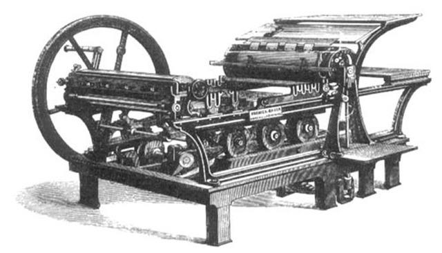 creacion de la imprenta