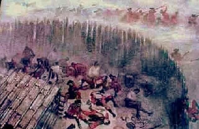 Washington's Defeat at Ft. Duquense/Ft. Necessity