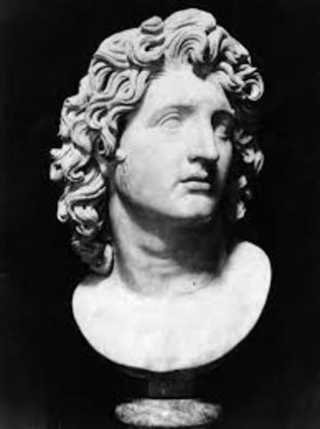 Alexander The Great Defeats Persia