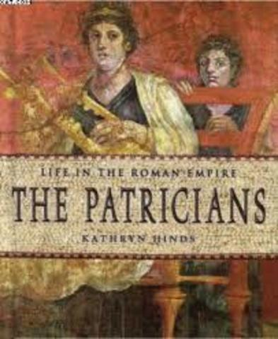 Patrician Era of Roman Republic