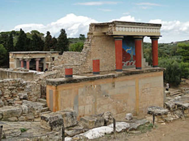 Knossos Disappears