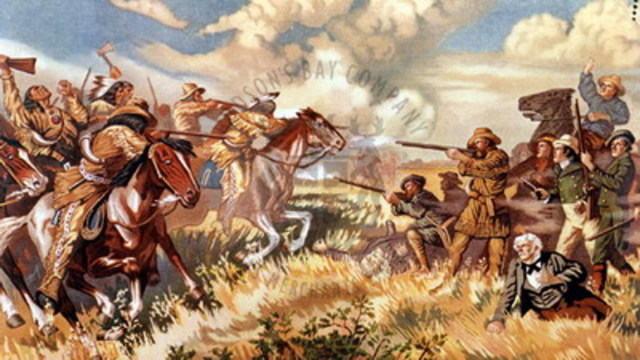 The Northwest Rebellions (Red River Rebellions)