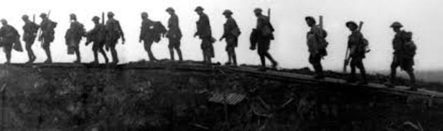 World War One (1914-1918)