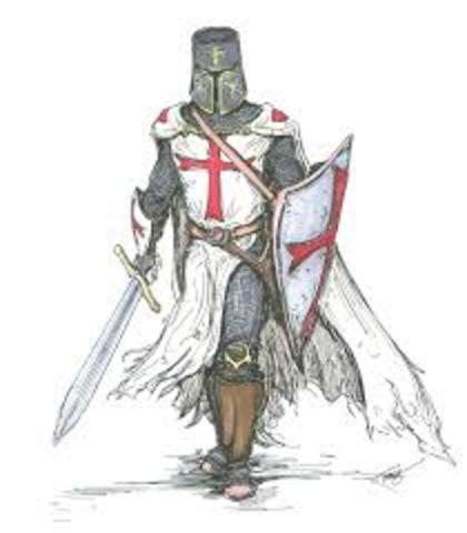 The knights Templar Created
