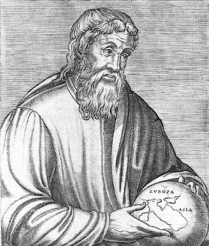 Путешествия Страбона (63 г. до н.э.)