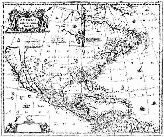 Экспасия голландцев в Северной Америке