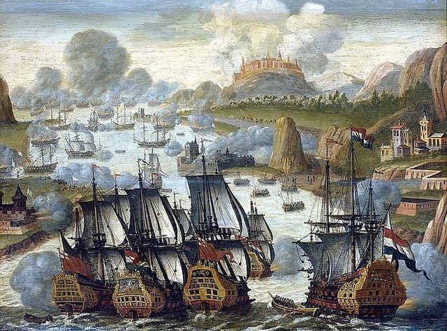 Англо-голландская война за гегемонией