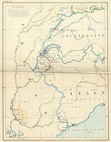 «конце первой колониальной империи Франции»