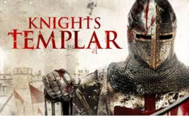 The Knights Templar are founded