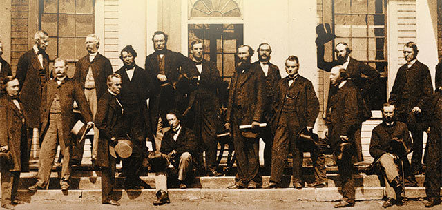 the Charlottetown Conference