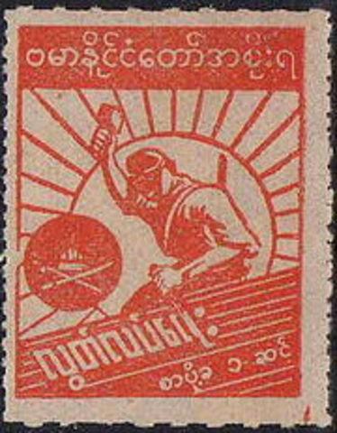 Независимость Бирмы и Цейлона