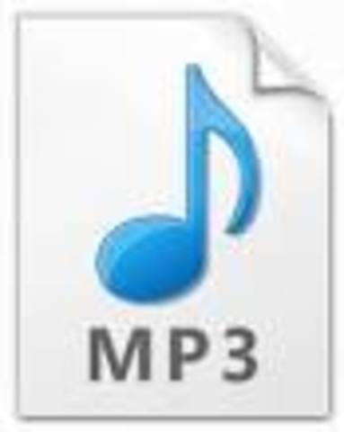 Création du support MP3