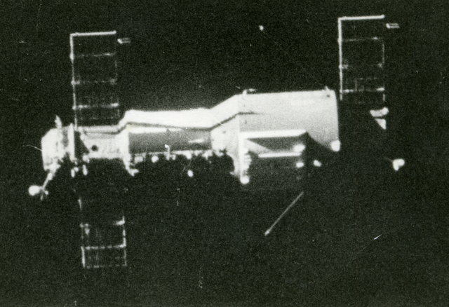 Первая орбитальная станция