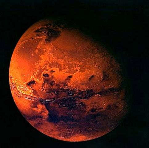 Начало исследования Марса