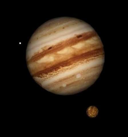 Начала исследований Юпитера