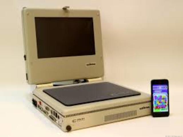 O primeiro ecrã LCD