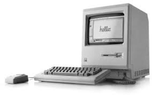 Lançamento do Apple Macintosh