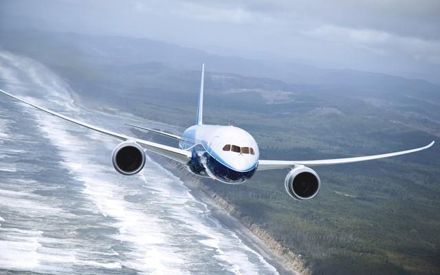 1st flight from Maimi to Brazil