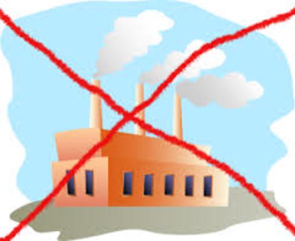 No Factories