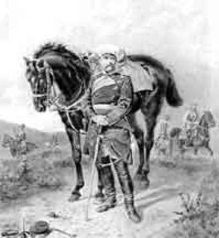 Bismarck resigns