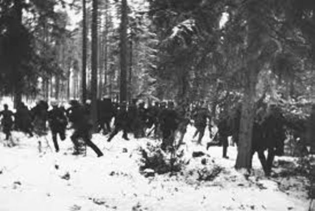 Vladek is moved to the battlefront of the war