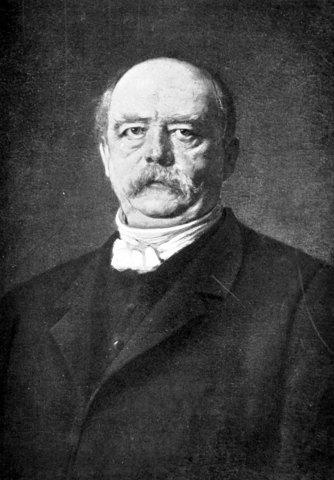 Otto Von Bismarck's Birth