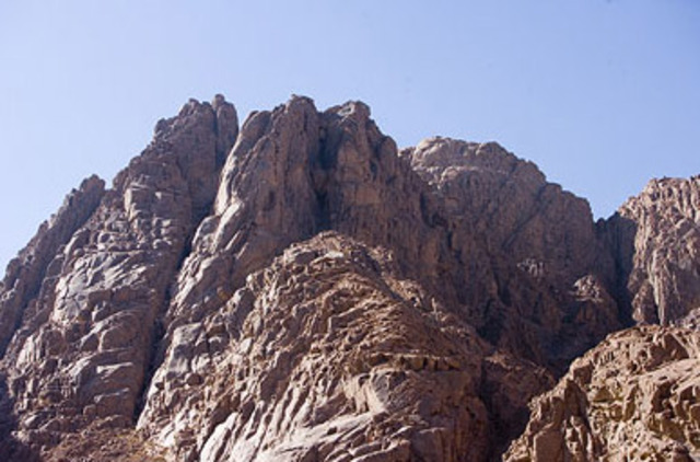 Climb Mount Sinai