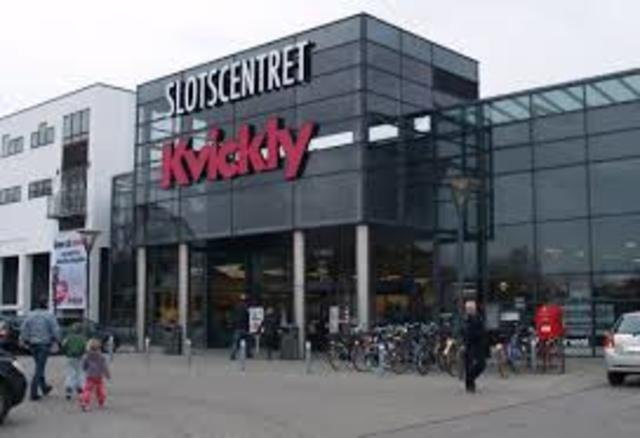 Kvickly Supermarket