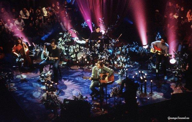 Акустический концерте MTV Unplugged