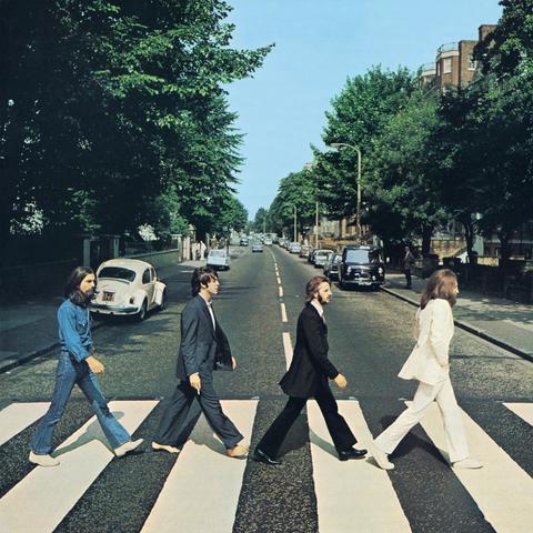 Cross street on Abbey Road