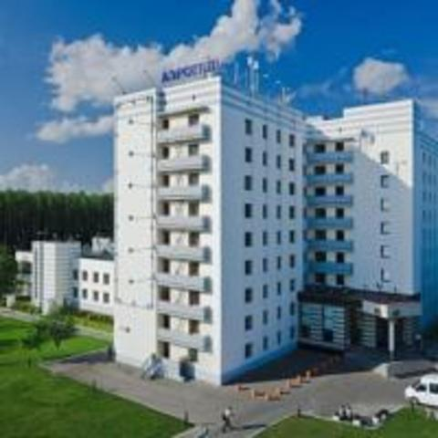 """Stay at """"Airhotel Domodedovo"""" for the morning to catch up on rest."""