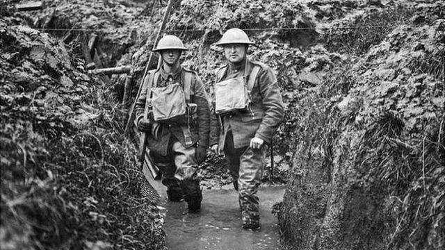 WW1 began