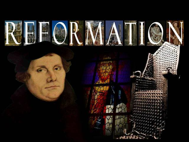 Protestant and Catholic Reformations